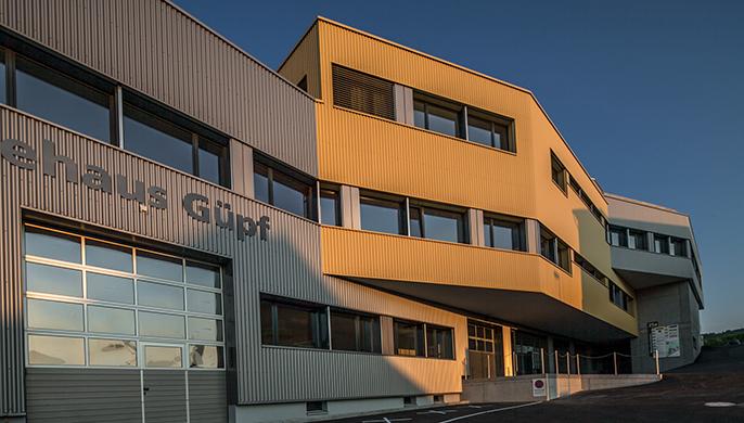 Gewerbehaus Güpf